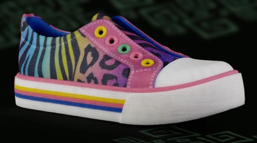 CJP scarpa gesso 3D printing